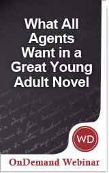 What All Agents Want in a Great Young Adult Novel