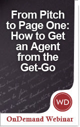 From Pitch to Page One: How to Get an Agent from the Get-Go