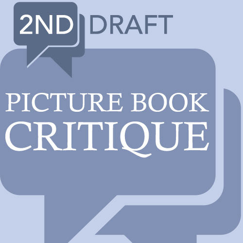 2nd Draft Critique Service: Picture Books