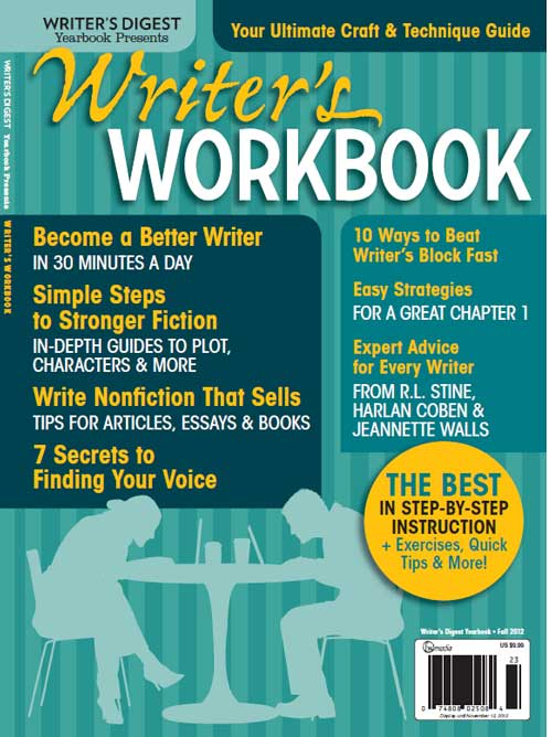 Writer's Digest Yearbook Fall 2012 (PDF)