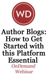 Author Blogs: How to Get Started with This Platform Essential - and Use It To Snag An Agent