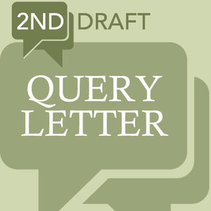 2nd Draft Critique Service: 1 Page Query Letter
