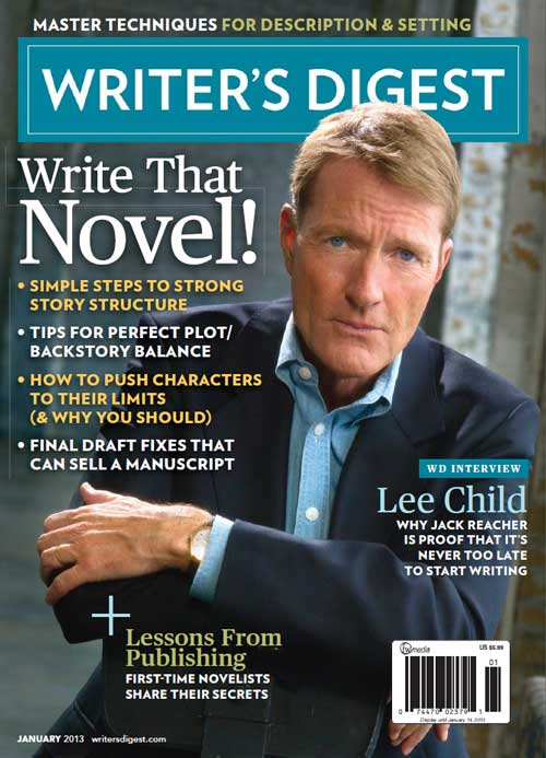 Writer's Digest January 2013 (PDF)