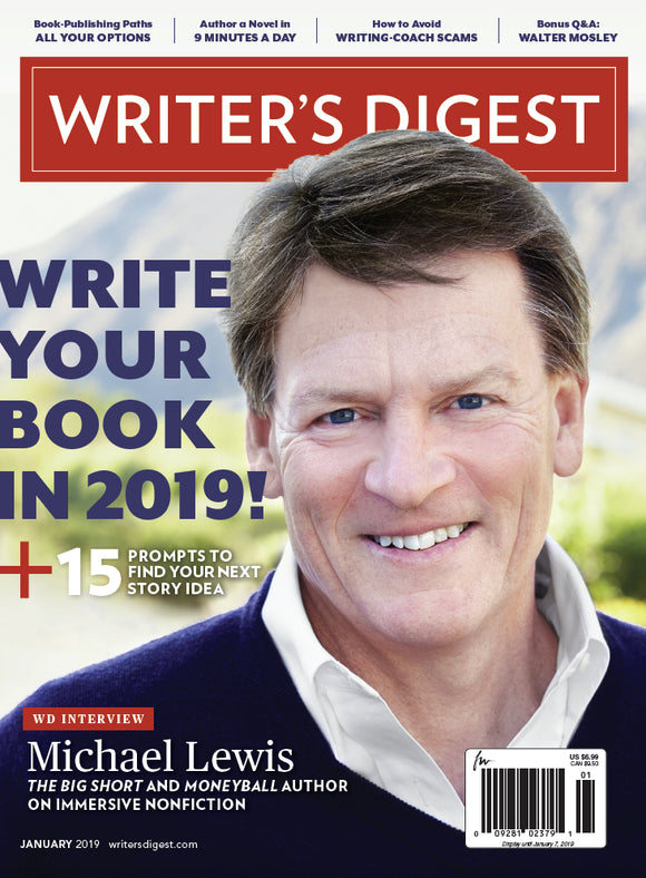 Writer's Digest January 2019 Digital Edition
