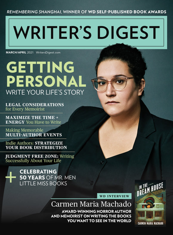 Writer's Digest March/April 2021 Digital Edition