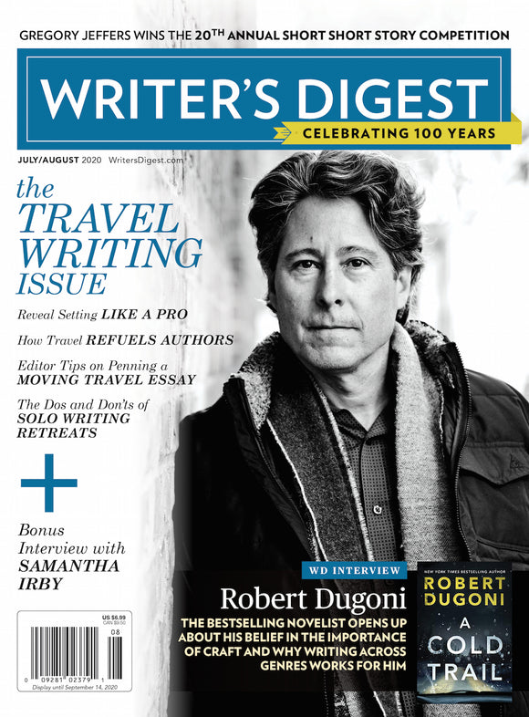Writer's Digest July/August 2020 Digital Edition
