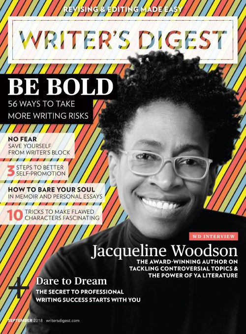 Writer's Digest September 2018 Digital Edition