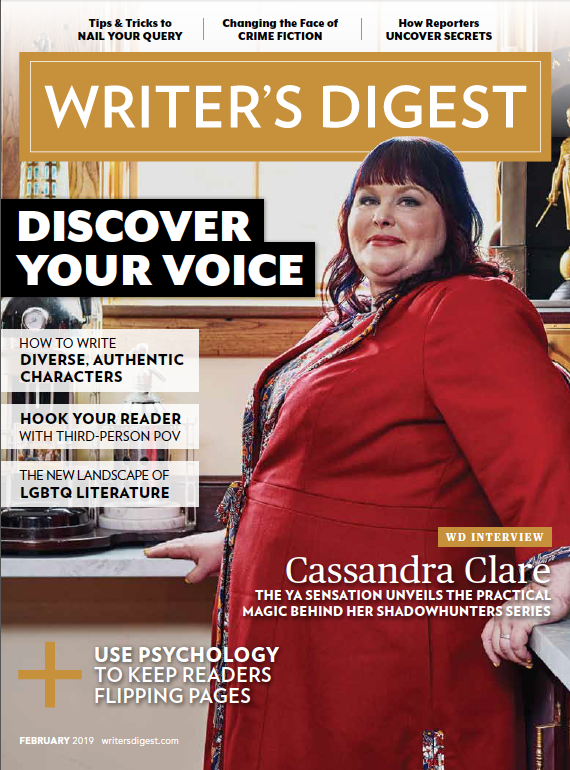 Writer's Digest, February 2019 Digital Edition