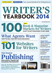 Writer's Yearbook 2014 Digital Download