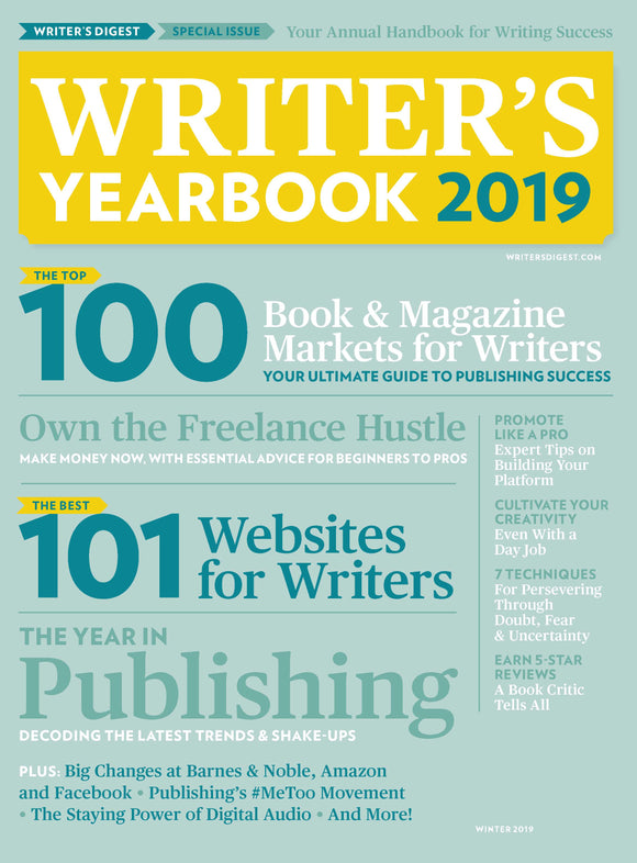 Writer's Yearbook 2019 Download