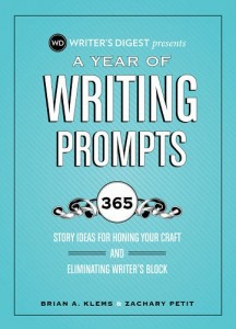 A Year of Writing Prompts Ebook