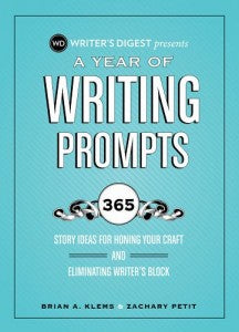 A Year of Writing Prompts Digital Download