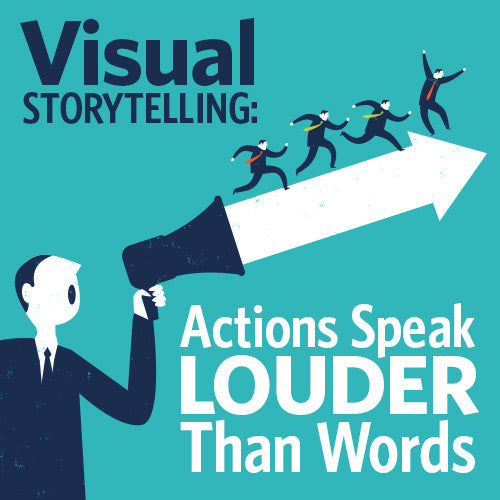 Visual Storytelling: Actions Speak Louder Than Words OnDemand Webinar