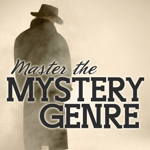 Master the Mystery Genre OnDemand Webinar