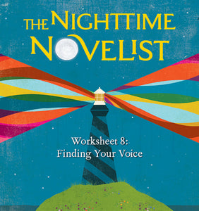 Finding Your Voice Worksheet - The Nighttime Novelist