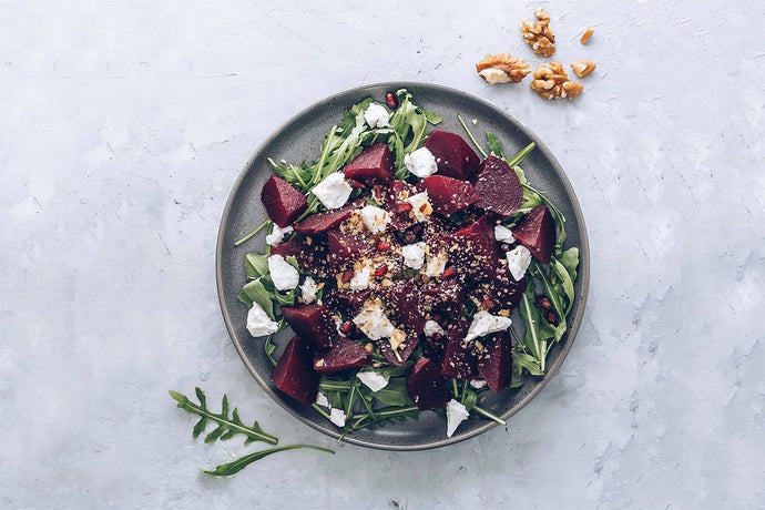Beetroot and Feta Salad Recipe