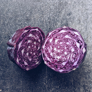 Cabbage - Red (each) - FruutBox