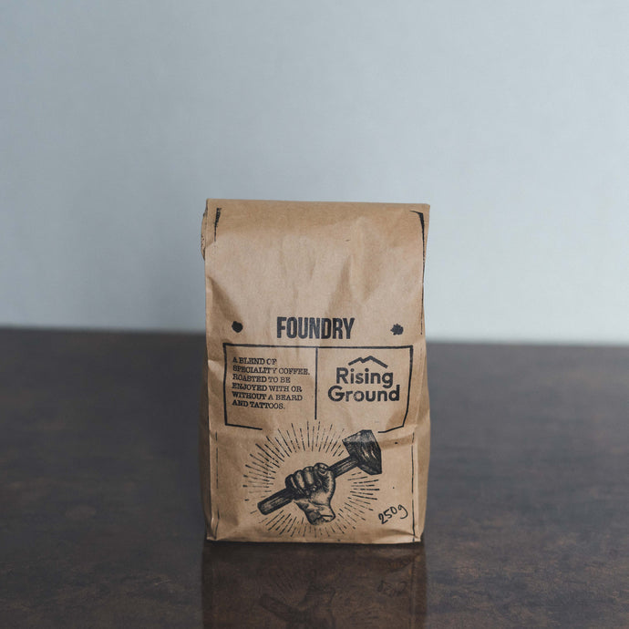Rising Ground Coffee - Foundry Blend
