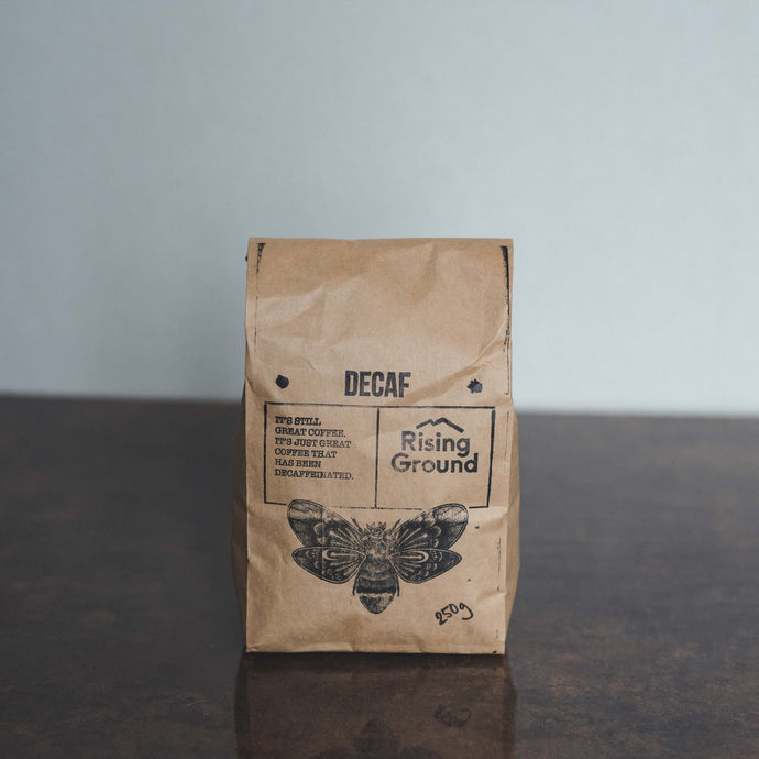Rising Ground Coffee - Decaf