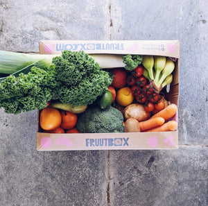 Small Mixed Fruit & Veg Box - FruutBox