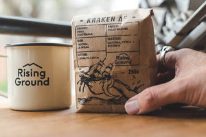 Rising Ground Coffee - Kraken AF
