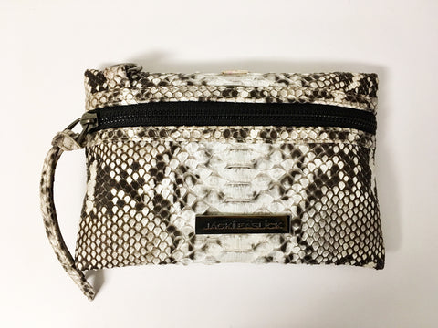 Real Python Mini Crossbody