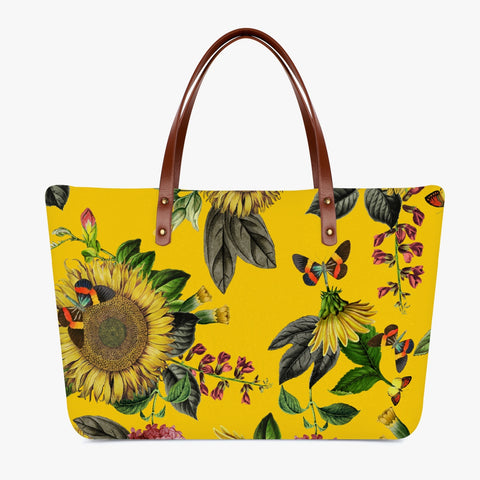 Jacki Easlick Yellow Sunflower Classic Diving Cloth Tote Bag