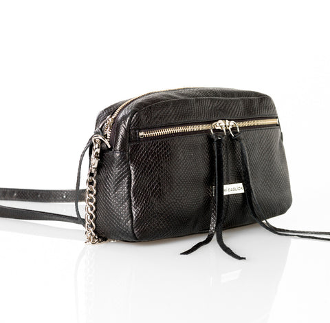 Jacki Easlick Black Crossbody