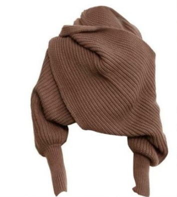 European Style Scarf/sweater