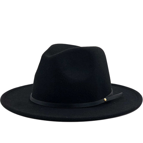 Women's Felt Fedora Hat - BEST SELLER!