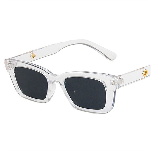 Small Retro Rectangle Sunglasses