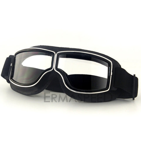 Windproof Retro Chic Motorcycle Glasses