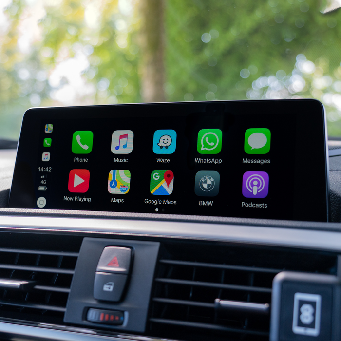Apple CarPlay Activation