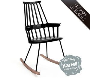 Mecedora Kartell Comback Rocking chair - Manifesto Design Store