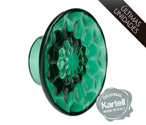 Perchero KARTELL Jellies verde mediano