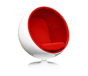 Sillón BALL CHAIR fibra - Manifesto Design Store