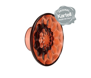 Perchero KARTELL Jellies rojo mediano