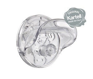 Perchero KARTELL Wall Hook cristal
