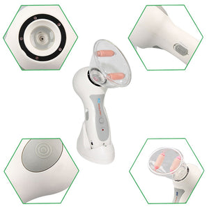 Portable INU Celluless Body Massage Vacuum Device