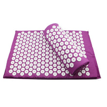 Load image into Gallery viewer, Acupressure Body Massage Mat