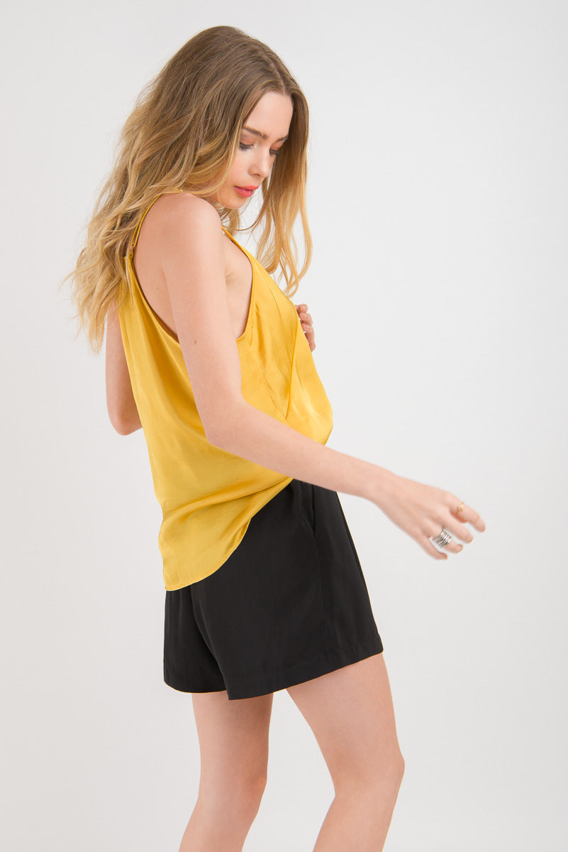 Cami Top - Gold