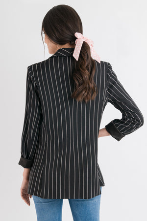 Blazer - Black Stripe
