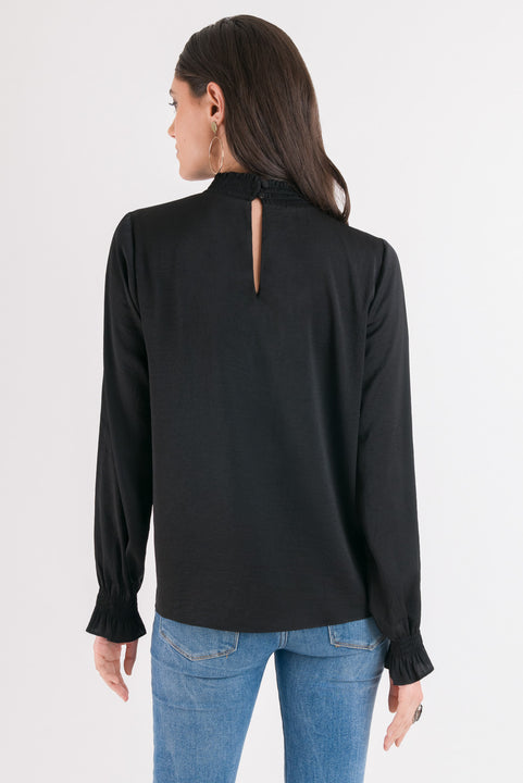 Emma Blouse - Black