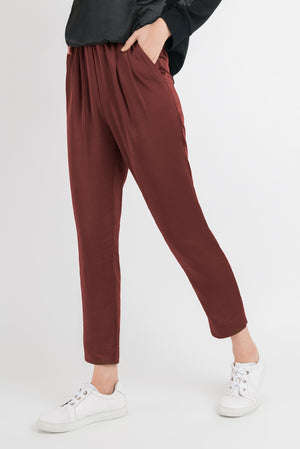 Tapered Pant - Spice