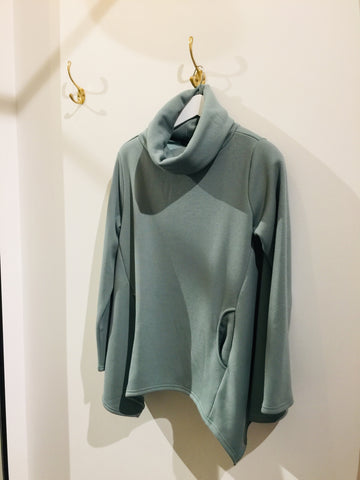 Swing Sweatshirt - Sage