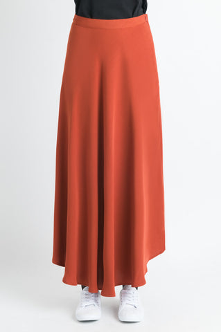 Swing Skirt - Copper
