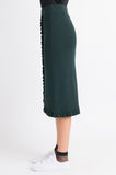 Tube Skirt - Dark Green
