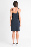 V Neck Slip - Black