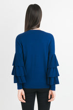 Flutter Sweater - Blue