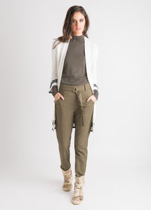 Turtle Neck - Khaki